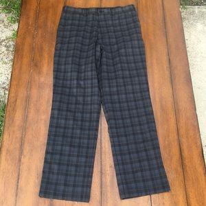 Nike Golf Men's plaids Pants 32x32